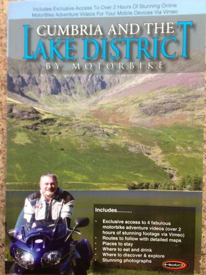 Guide book for those who enjoy their driving or bike days....