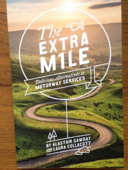 Perfect for the Motorway driver who prefers their break to be a little more special